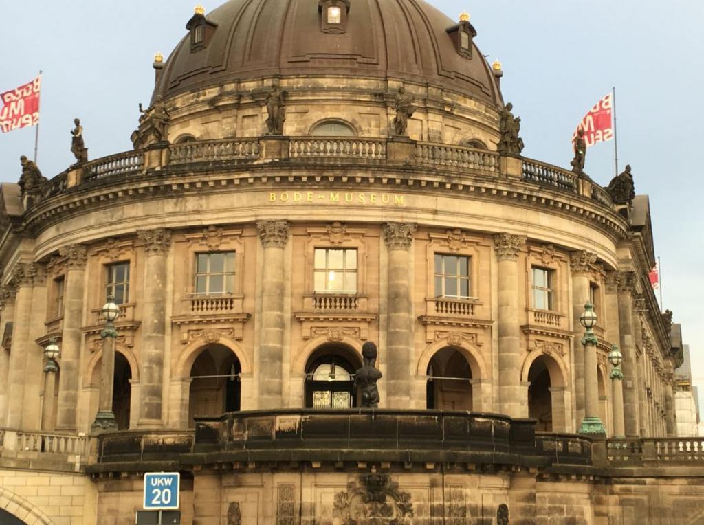 Bode Müzesi - Müzeler Adası - Berlin Gezilecek Yerler