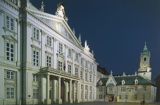 Bratislava Primate's Palace