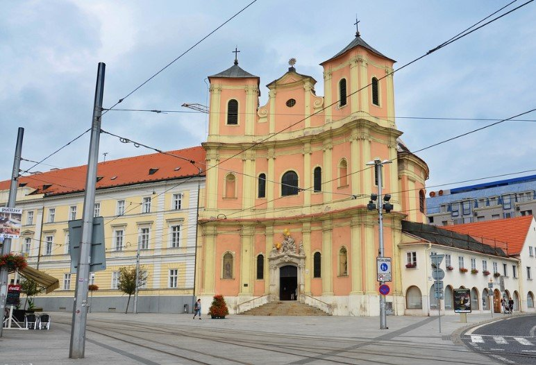 Bratislava Trinitarian Kilisesi