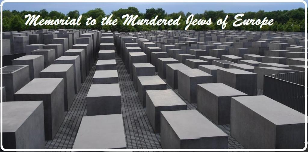 Memorial to the Murdered Jews of Europe - Berlin Gezilecek Yerler