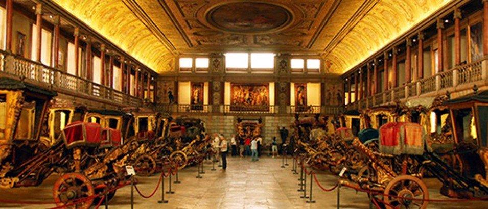 National Coach Museum - Belem - Lizbon Gezi Rehberi