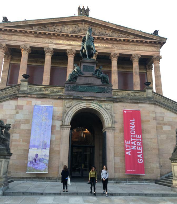 Berlin Neunes - Müzeler Adası