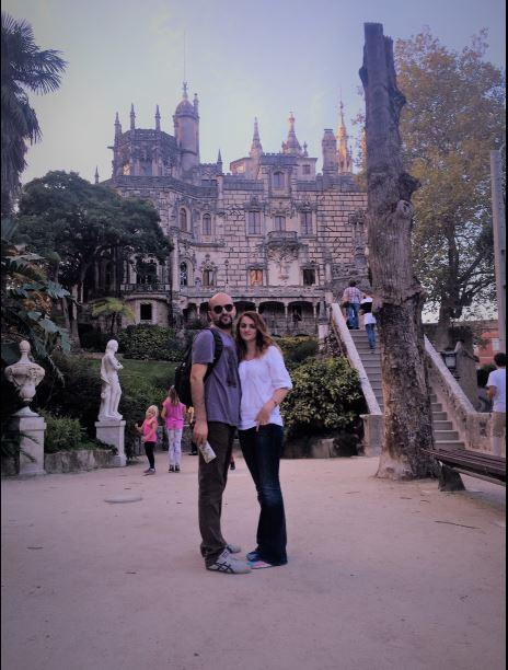 Quinta da Regaleira - Sintra- Lizbon Gezi Rehberi