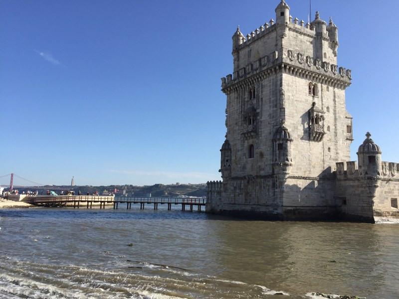 Lizbon Gezi Rehberi- Torre Belem (Belem Kulesi)