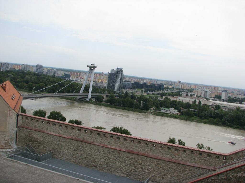 Bratislava Ufo Köprüsü - Bratislava Gezilecek Yerler