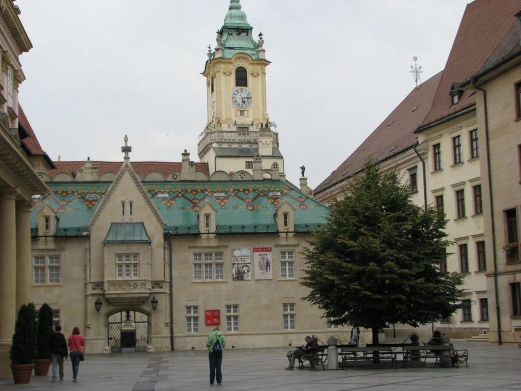 Şehir Meydanı, Bratislava Gezilecek Yerler