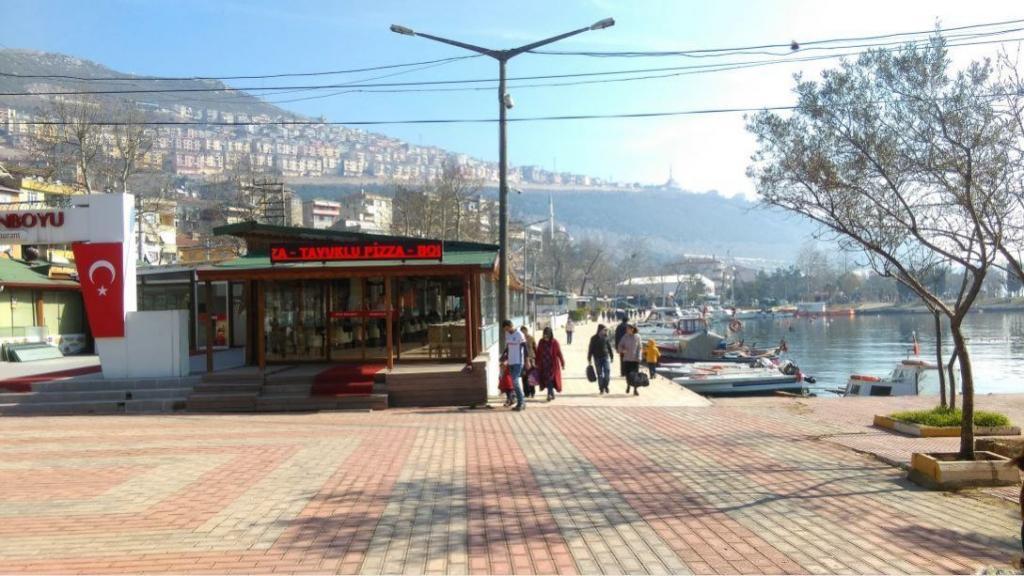 Hereke Sahil - Hereke Gezi Rehberi - Hereke Gezilecek Yerler