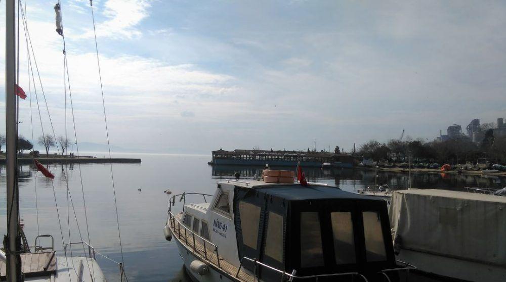 Hereke Liman - Hereke Gezi Rehberi - Hereke Gezilecek Yerler