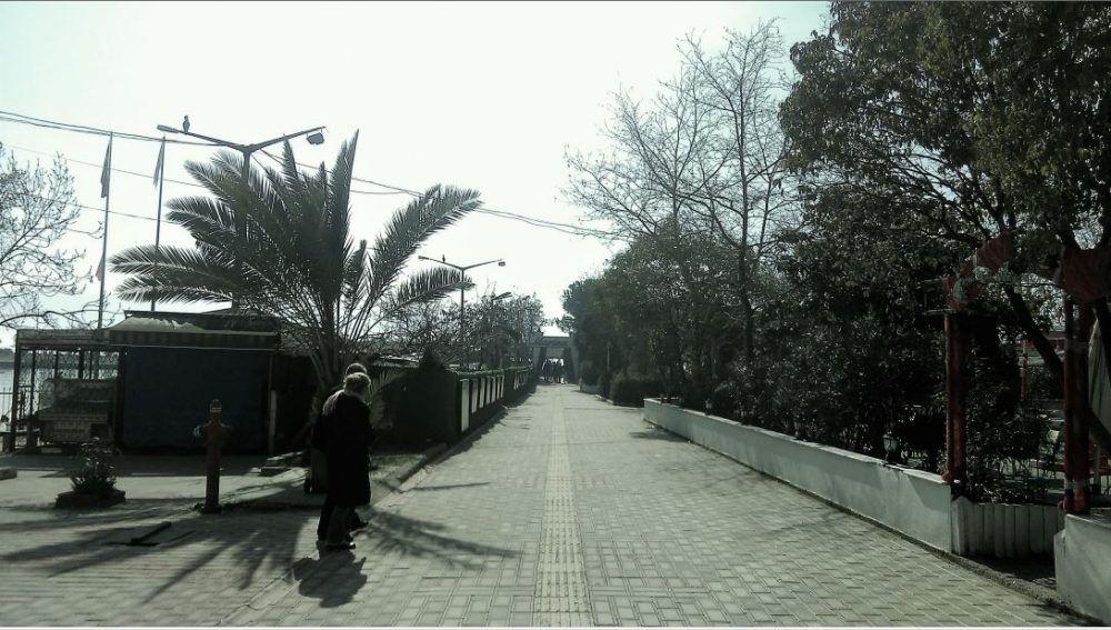 Hereke Marina Caddesi  - Hereke Gezi Rehberi - Hereke Gezilecek Yerler