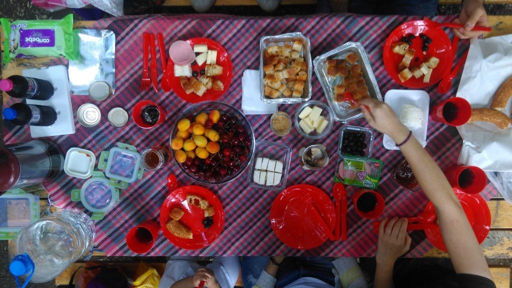 Belgrad Ormanı Kahvaltı Masamız