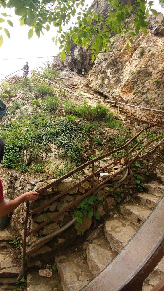 Bulak Mağara Merdivenleri - Safranbolu Gezilecek Yerler