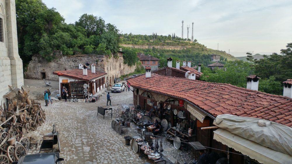Safranbolu Demirciler Çarşısı - Safranbolu Gezilecek Yerler