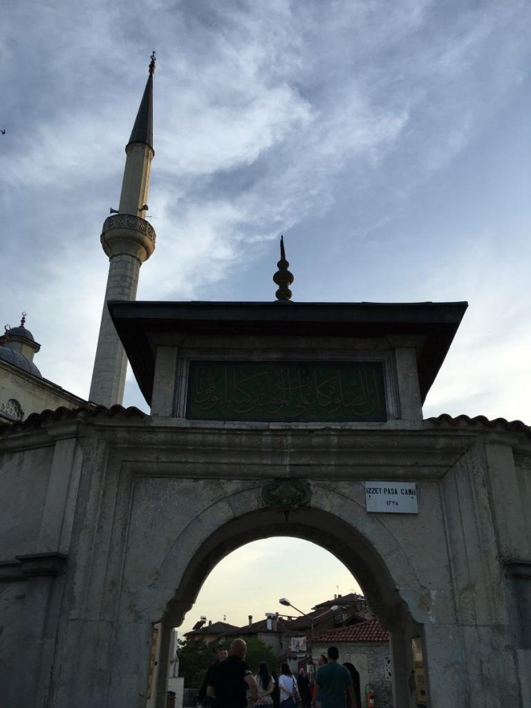 İzzet Paşa Cami -Safranbolu Gezilecek Yerler