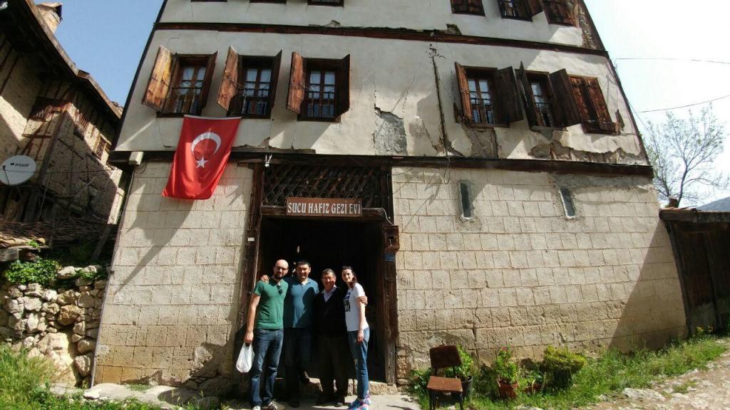 Safranbolu Yörük Köyü Sucu Hafız Evi - Safranbolu Gezilecek Yerler
