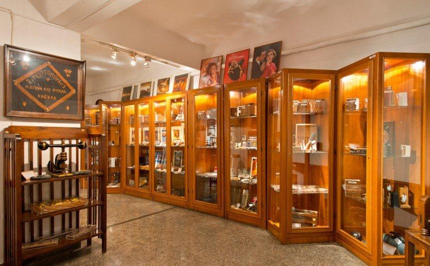 Tobacco Museum Kavala