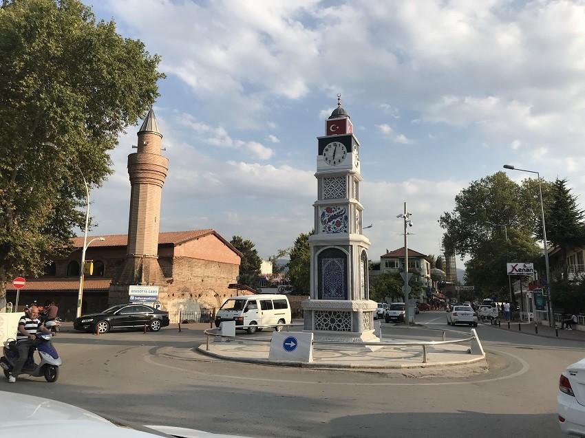 İznik Saat Kulesi - İznik Gezi Rehberi