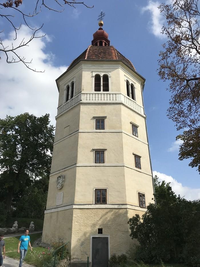Graz Schlossberg Çan Kulesi
