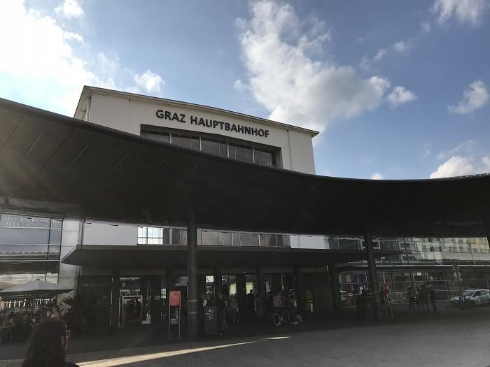 Haupthbahnhof Graz
