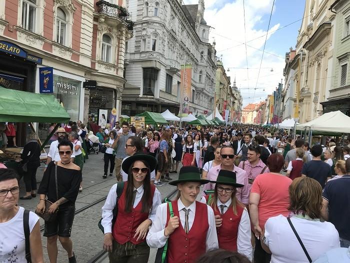 Herrengasse Graz-