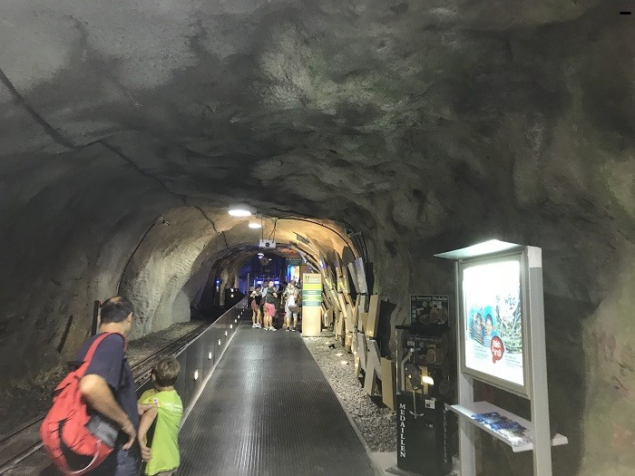 Schlossberg Tüneli