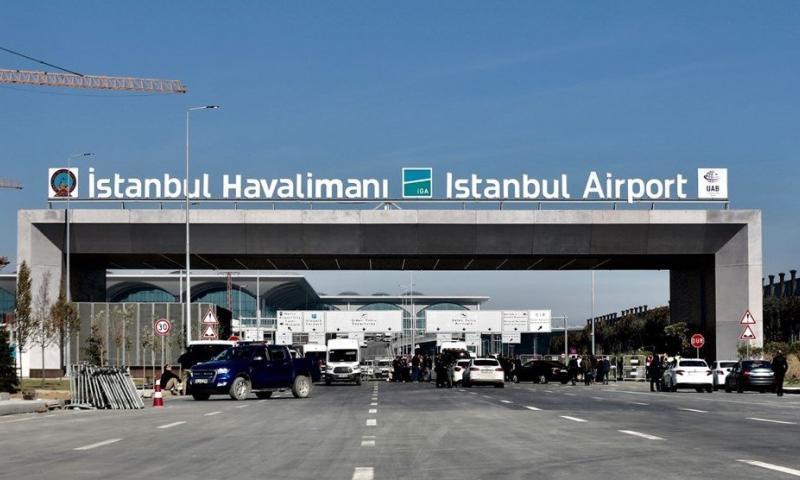 İstanbul Havalimanı nasıl ulaşılır