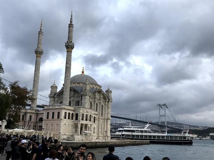 İstanbul ortaköy cami