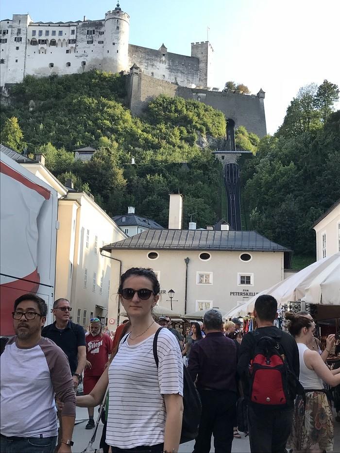 Kapitelplatz-Salzburg