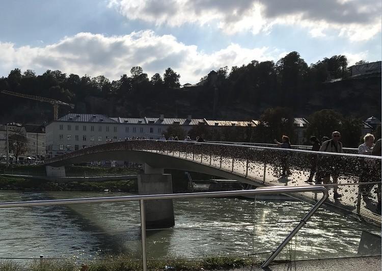 Makartsteg Salzburg