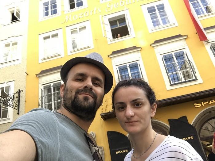 Mozart's Geburtshaus
