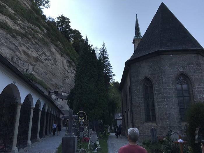Petersfrieldhof - Salzburg