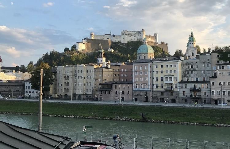 Salzburg Kalesi