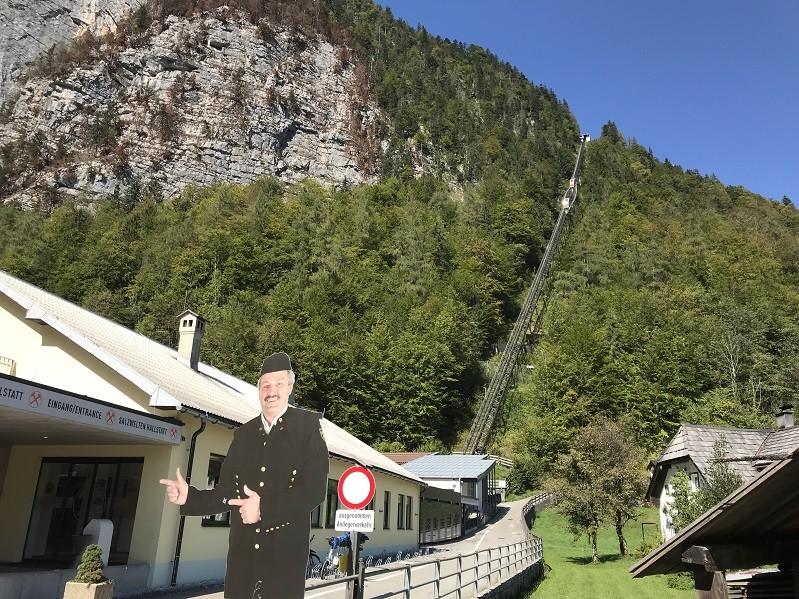 Hallstatt Füniküler hattı