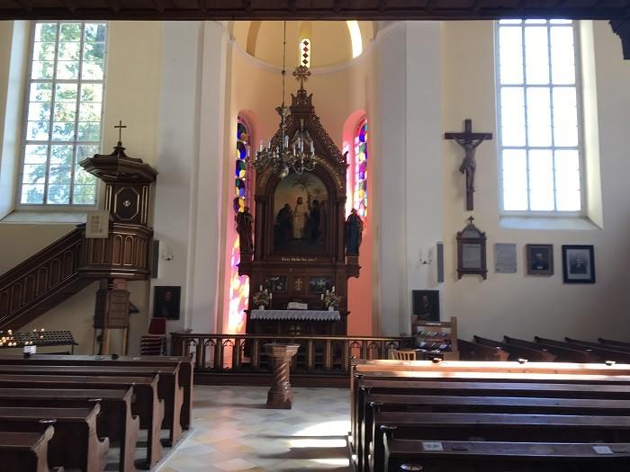 Evangelische Pfarrkirche - Hallstatt