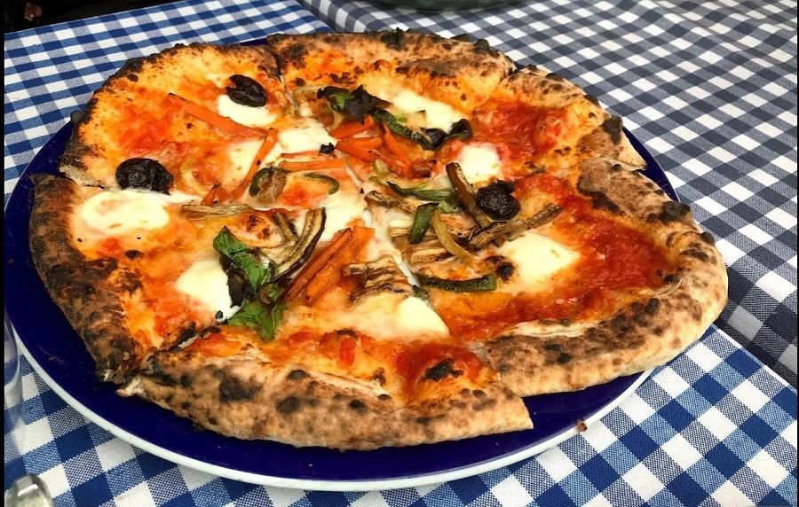 Pizza Emirgan Sebzeli Pizza