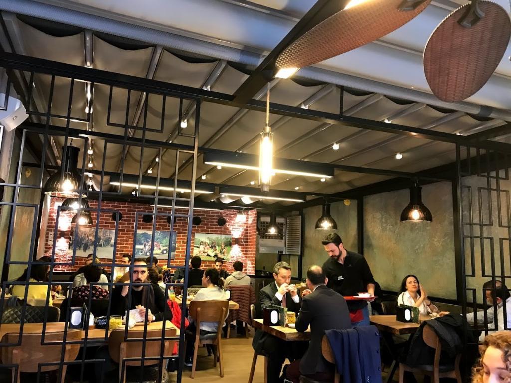 Bazen Tantuni Restaurant
