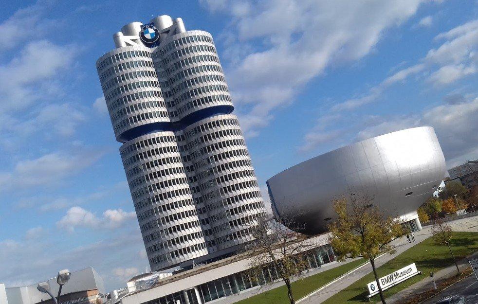 BMW Müzesi - Münih Gezilecek Yerler