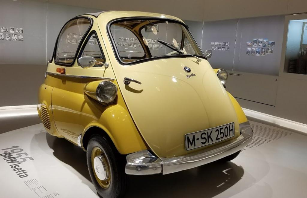 BMW Museum - Münih Gezilecek Yerler