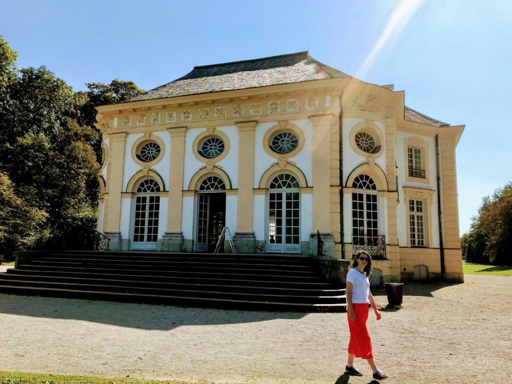 Badenburg - Nymphenburg Sarayı - Münih Gezilecek Yerler