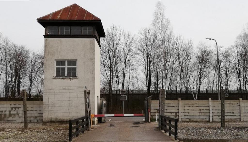 Dachau Toplama Kampı - Münih Gezilecek Yerler