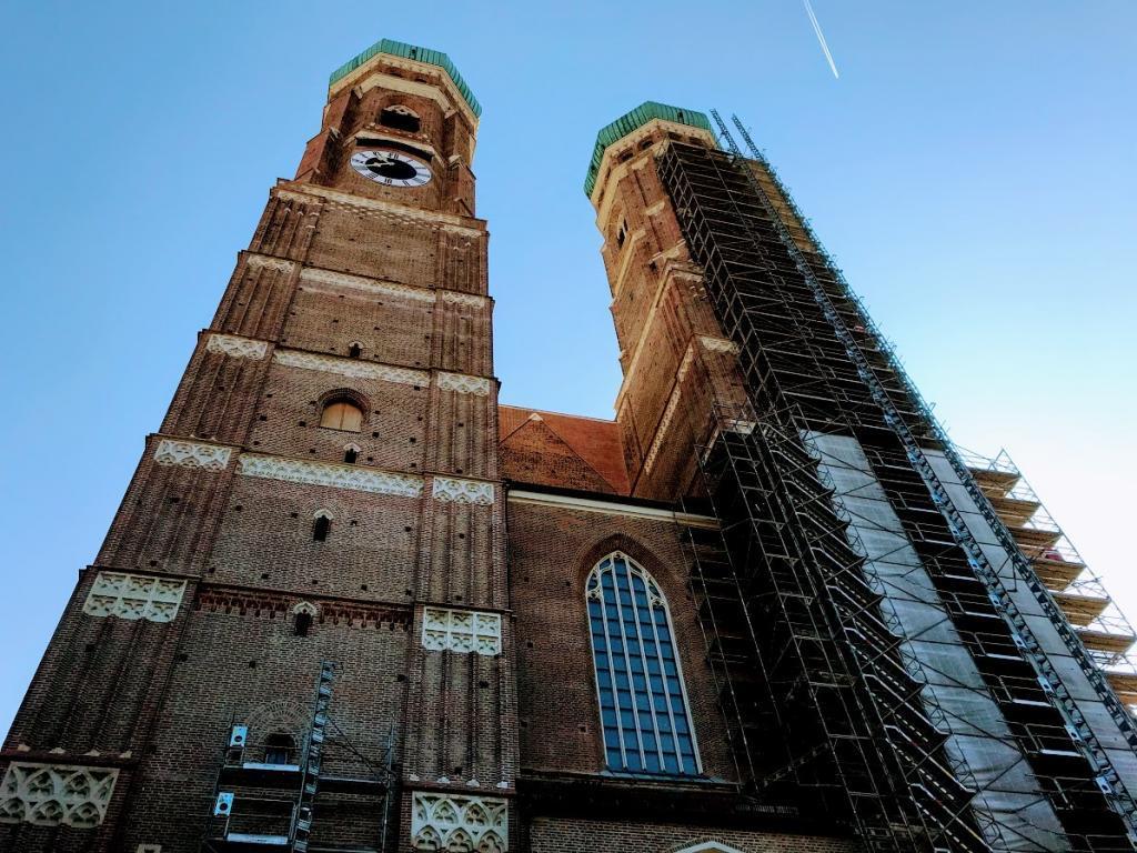 Frauenkirche - Münih Gezilecek Yerler