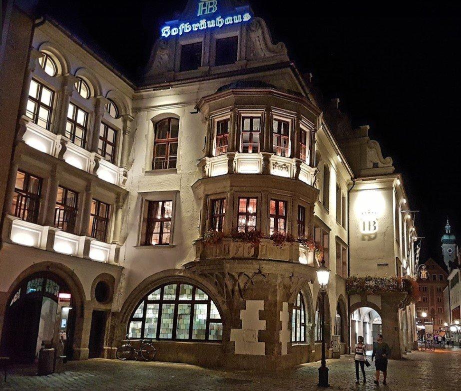 Hofbrauhaus - Münih Gezilecek Yerler