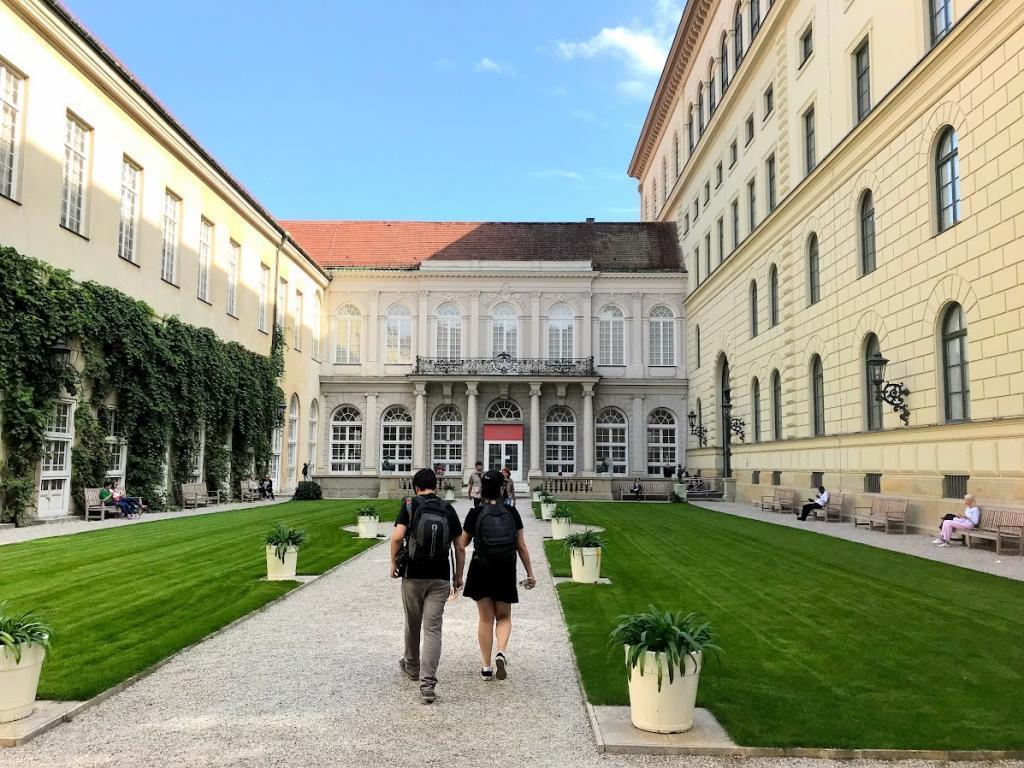 Münih Residenz - Münih Gezilecek Yerler