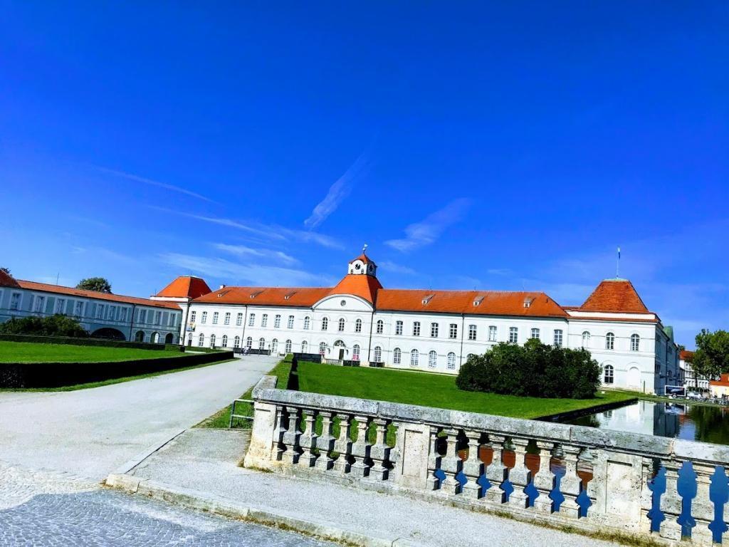 Nymphenburg Sarayı - Münih Gezilecek Yerler