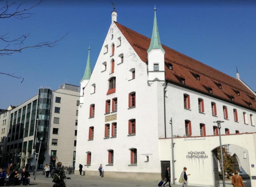 Stadtmuseum - Münih Gezilecek Yerler